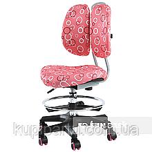 Дитяче ортопедичне крісло FunDesk SST6 Pink