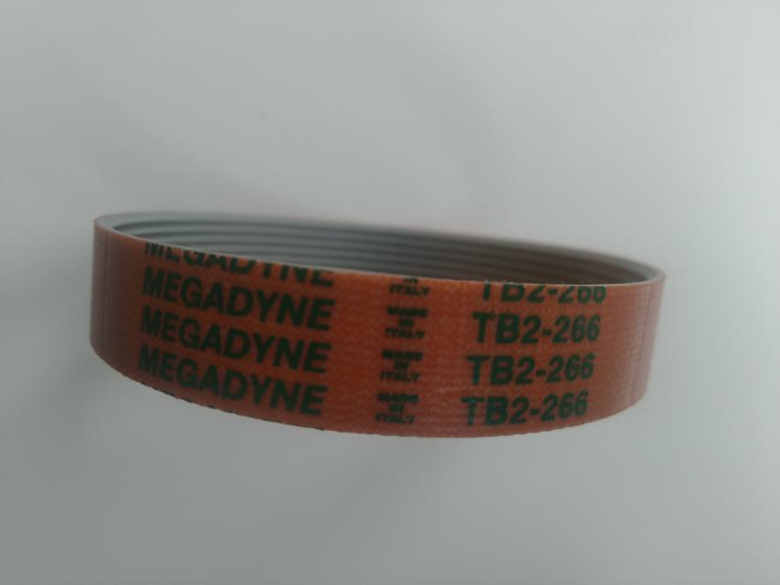 Ремінь слайсера TB2-266 для Sirman Topaz 195, Perla 195 та ін.