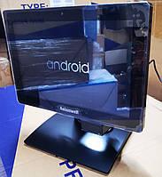 """Планшет сенсорный 10.1"""" RK3288/2G/16Gb + СТОЙКА + сканер 2D Android 7.1 для баров магазинов, фото 1"""