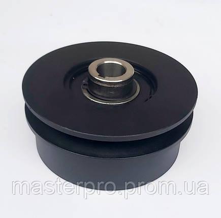 Центробежное сцепление на вал 20 мм (диаметр 115 мм 1-ремень А), фото 2