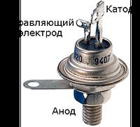 Триодные незапираемые тиристоры КУ202А , КУ202Б , КУ202В , КУ202Г
