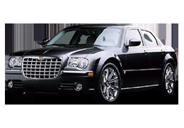 Защита двигателя и КПП для Chrysler (Крайслер) 300C 2004-2010