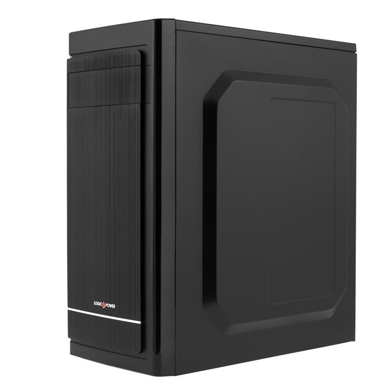 Корпус Logicpower 2006-450W 8см, Black