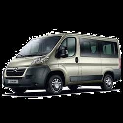 Защита двигателя и КПП для Citroen (Ситроен) Jumper 2 2006-2014