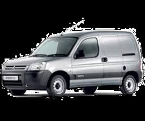 Защита двигателя и КПП для Citroen (Ситроен) Berlingo 1 1996-2008