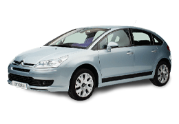 Защита двигателя и КПП для Citroen (Ситроен) C4 1 2004-2010