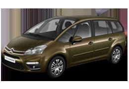 Защита двигателя и КПП для Citroen (Ситроен) C4 Picasso 2006-2013