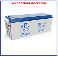 Аккумулятор Ritar 200Ач DС12-200, фото 1