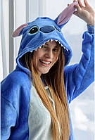 Пижама Стич Голубий