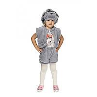 Детский карнавальный костюм Ежа для девочки/мальчика, фото 1