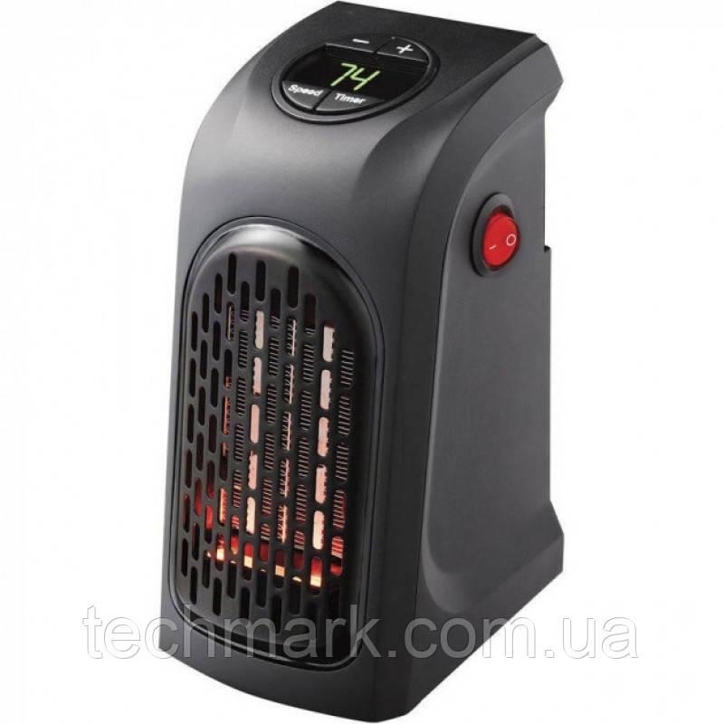 Портативный керамический мини электрообогреватель Handy Heater 400W