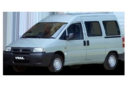 Защита двигателя и КПП для Citroen (Ситроен) Jumpy 1 1995-2007