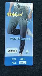 Чоловічі спортивні штани розмір 8XL 12 шт в уп.