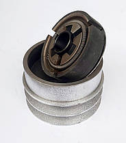 Центробежное сцепление на вал 25 мм (диаметр 110 мм 2-ремень Б), фото 2