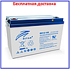 Аккумулятор GEL Ritar 100Ач DG12-100 Gray Case 12V 100 Ah