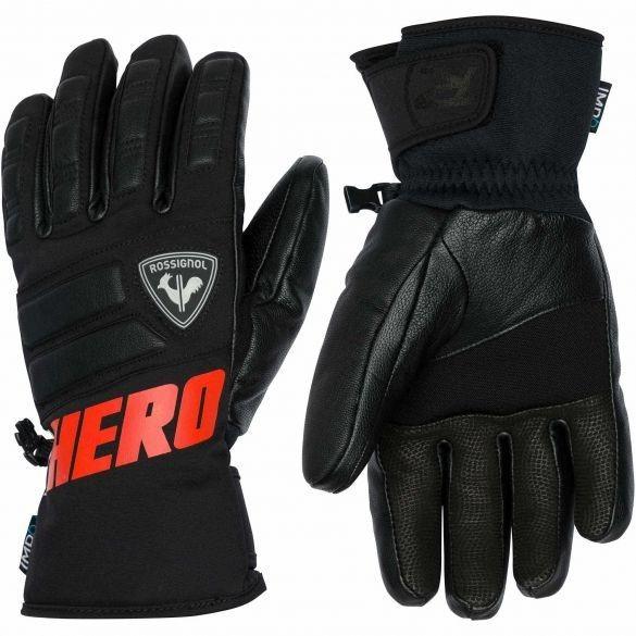Горнолыжные перчатки ROSSIGNOL WC MASTER IMPR G р S