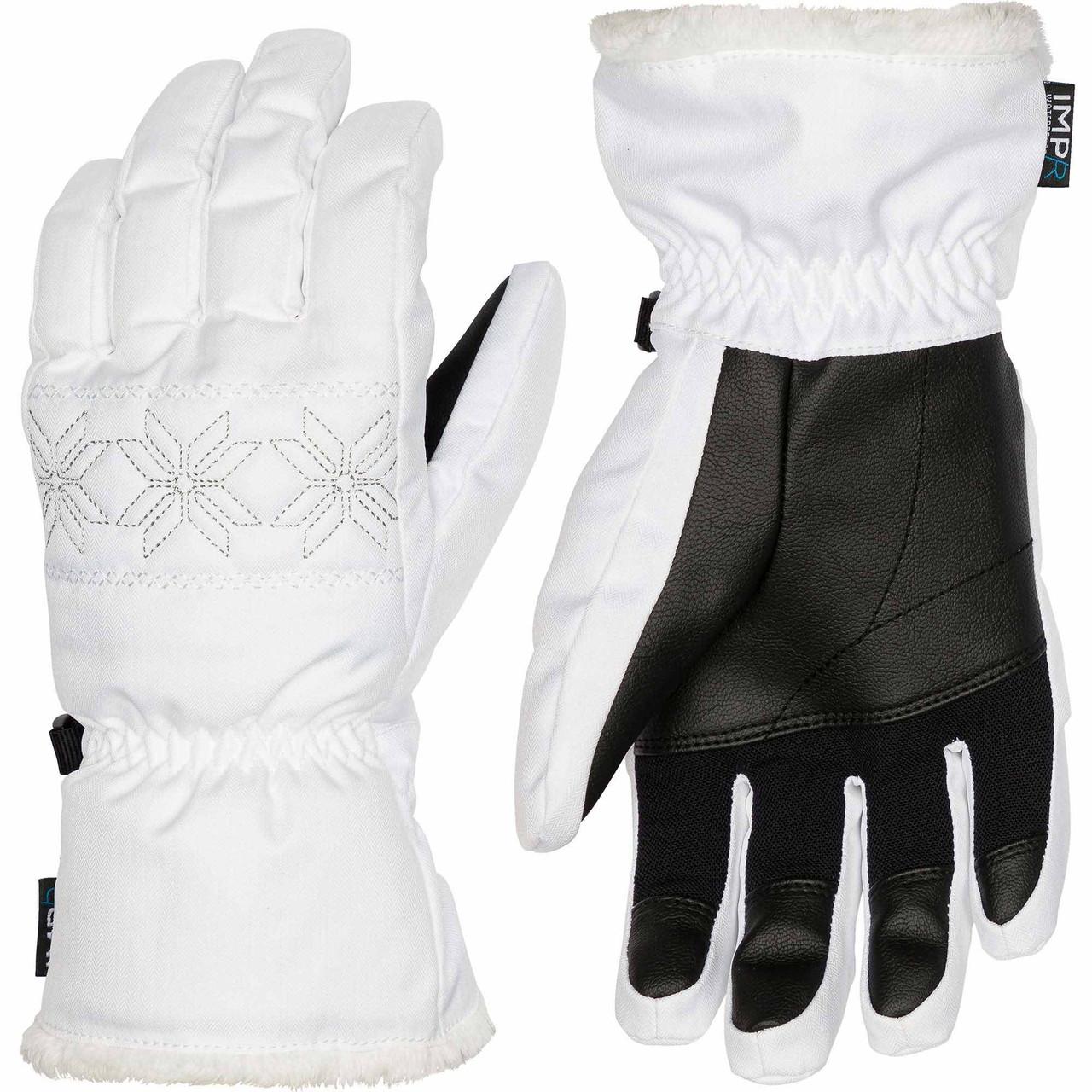 Горнолыжные перчатки ROSSIGNOL W DIVA IMPR  р L