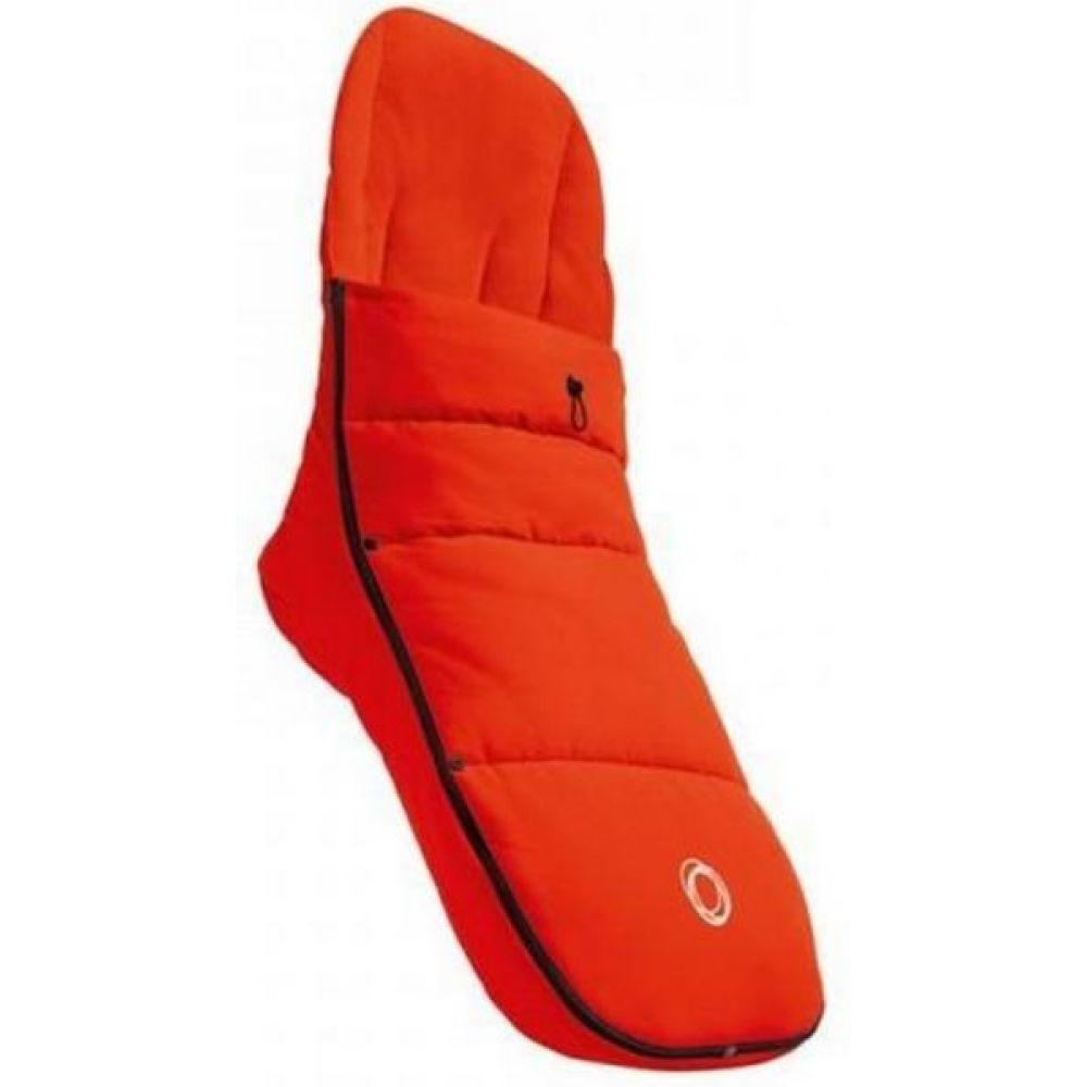 Теплий Конверт для коляски Bugaboo помаранчевий