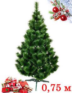 Штучна новорічна Сосна Мікс 0.75 м