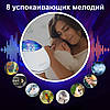 """Проектор-музичний нічник релаксуючий """"Океан"""" Білий, фото 9"""