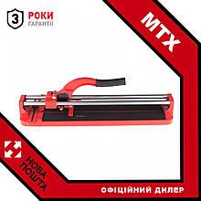 Плиткорез MTX 600 мм + В подарок ролик!