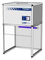 Шкаф ламинарный настольный (мини) 1 класс ББ ШЛм-1.1 в (1000x650x1100)
