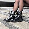 "Женские ботинки Balenciaga Tractor ""Black"", фото 2"