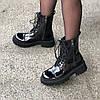 "Женские ботинки Balenciaga Tractor ""Black"", фото 9"
