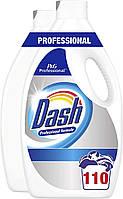 Гель для стирки универсального белья Dash Professional 6.6 л  110 cтир