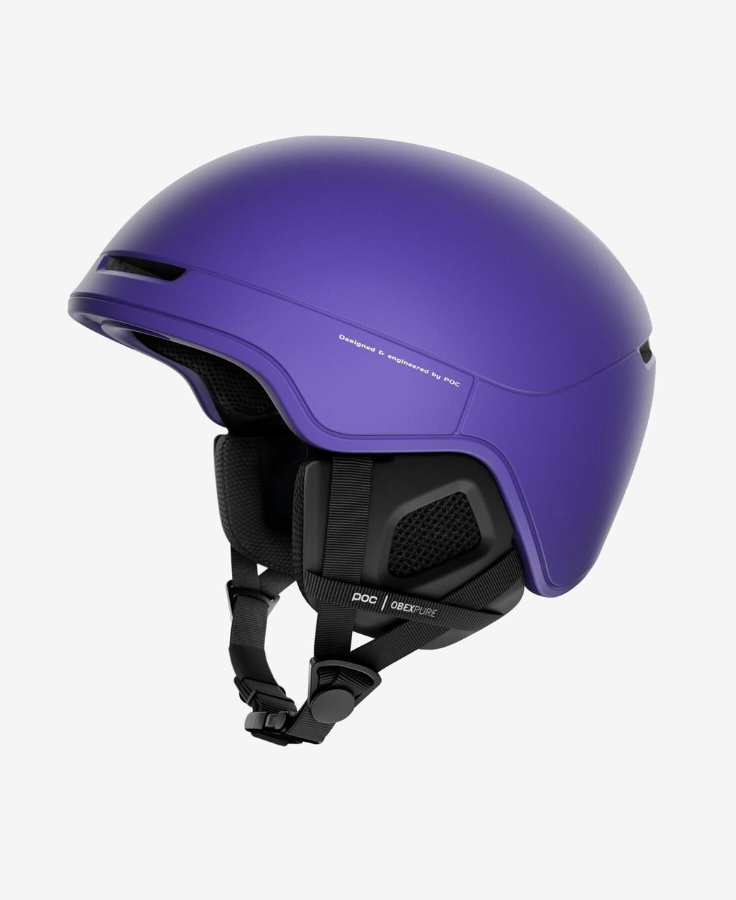 Шолом гірськолижний POC Obex Pure XL/XXL 59 - 62 см Ametist Purple