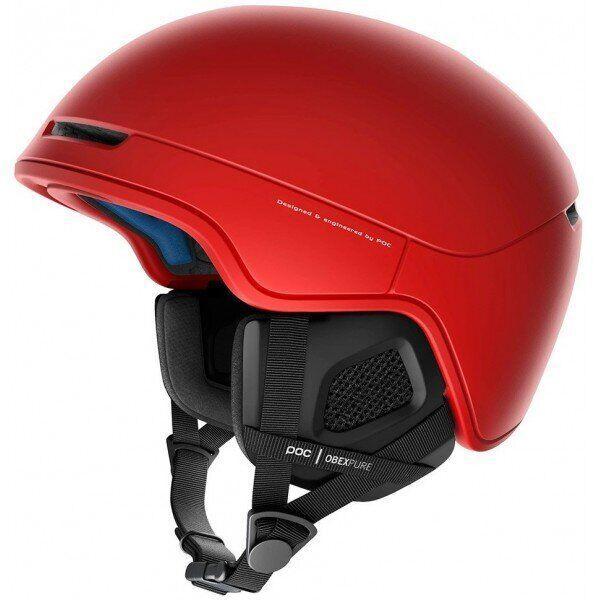 Шолом гірськолижний POC Obex Pure XS/S 51-54 см Prismane Red