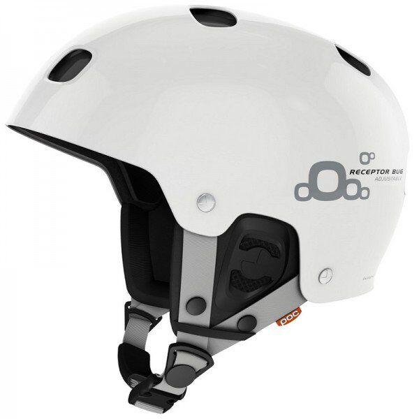 Шолом гірськолижний POC Receptor Bug Adjustable 2.0 M/L 55-58 см Hydrogen White