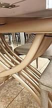 Стол TMT-33 кремовый 105*67-105*27,5-76, фото 3