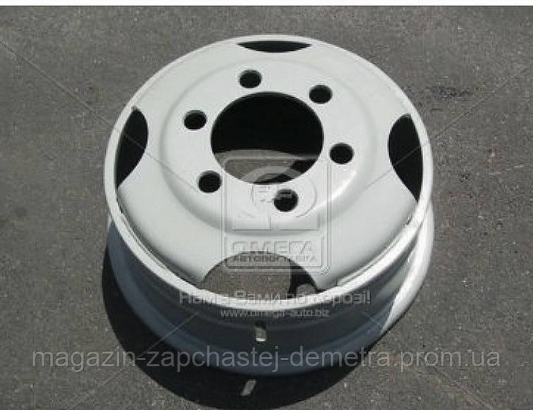 Диск колёсный ГАЗ-3307, 3308, 3309/ 20*6.