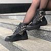 """Женские ботинки в стиле Dior Boots """"Black"""", фото 5"""