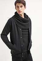 Мужская толстовка черного цвета с воротником хомутом Tadeo от Solid (дания) в размере XL