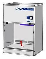 Шкаф ламинарный настольный 2 класс ББ ШЛн-1.2 в (1000x750x1450)