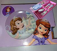 Набор посуды Принцесса София, фото 1