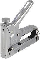 Степлер Miol професі. металевий корпус 4-14 мм з регулятором, Premium (71-060)