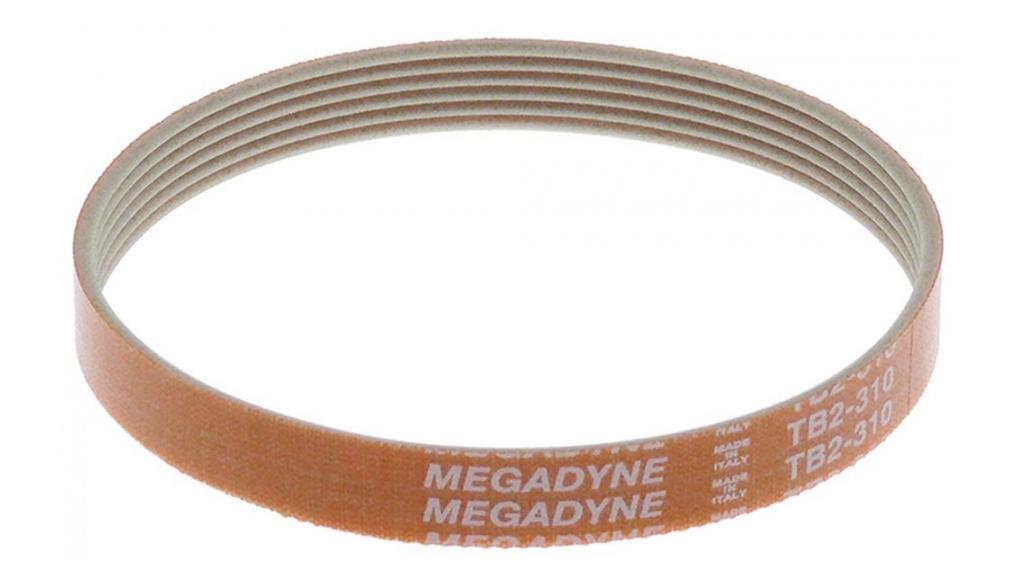 Ремень поликлиновой TB2-310 для слайсера Beckers, RGV 220 и др.
