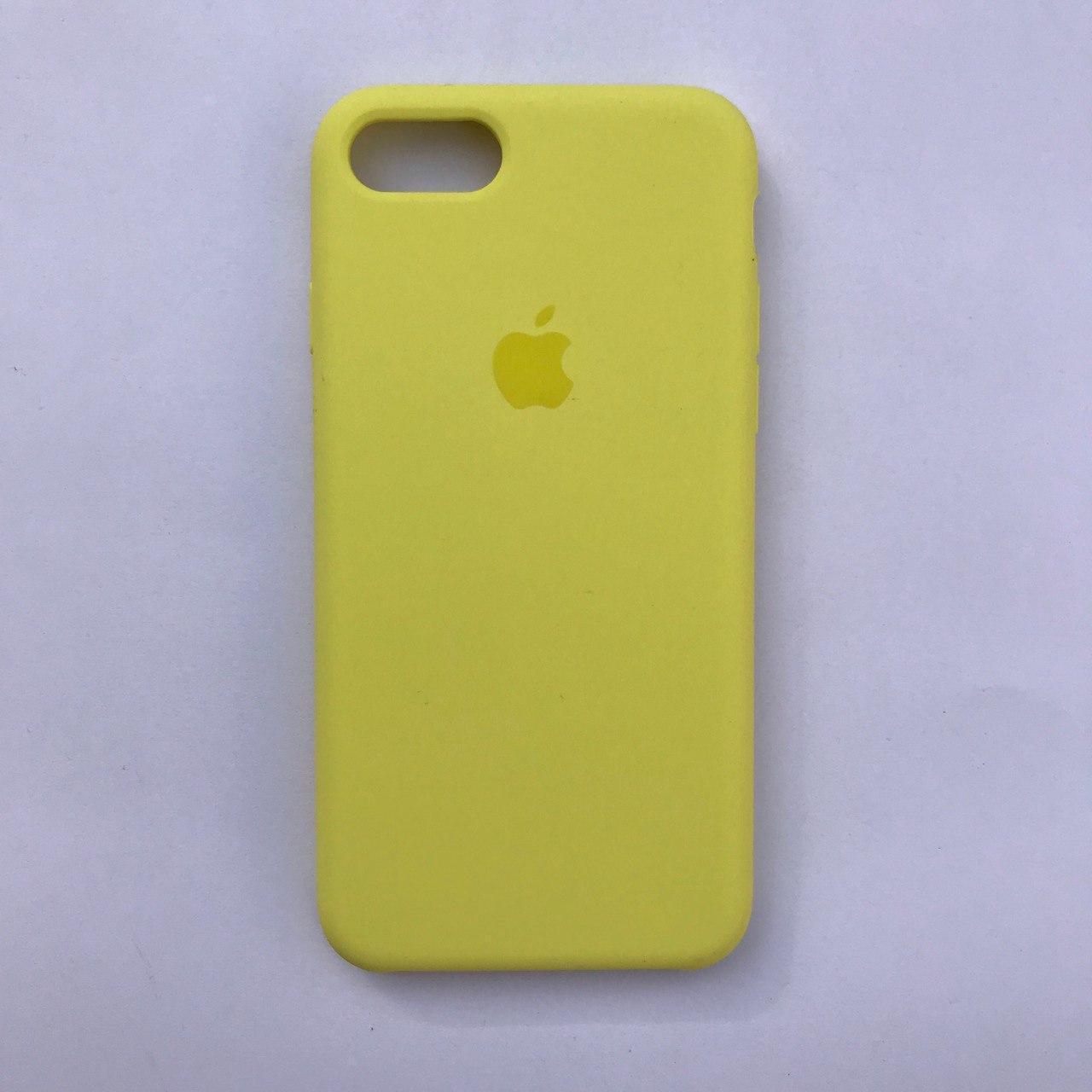Чехол Silicone Case для Apple iPhone 7, 8 Flash
