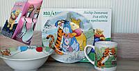Набор детской посуды Винни пух, фото 1