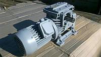 Мотор-редукторы червячные МЧ-40-16 с электродвигателем 0,18 кВт