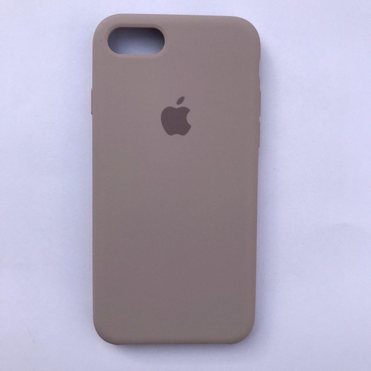 Чехол-накладка Silicone Case для Apple iPhone 7 iPhone 8 Lavender