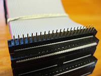 Кабель шлейф IDE 44 pin мама-папа 5 см 2.5 ноут HDD FМ female male  Шлейф для подключения устройс
