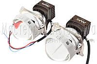 """Светодиодные Bi-LED линзы AMS Z7 """"Aozoom A7"""" 3,0"""" дюйма"""
