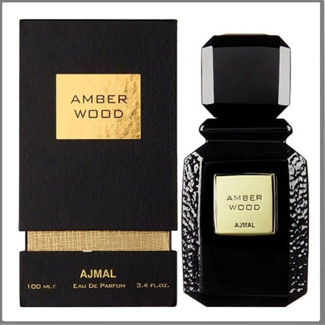 Ajmal Amber Wood парфюмированная вода 100 ml. (Аджмал Янтарный Лес)