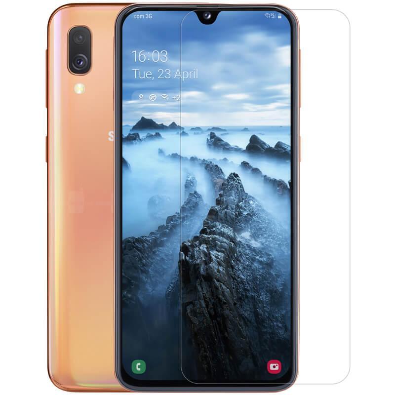 Защитное стекло для Samsung A40 2019 A405 2.5D