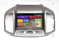 Штатная магнитола для Chevrolet Captiva 2012 Android 7.1.1 (Nougat) Redpower 31109 IPS