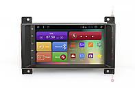 Штатная магнитола для Jeep Grand Cherokee 2008-2013 на Android 7.1.1 RedPower 31218 IPS DSP